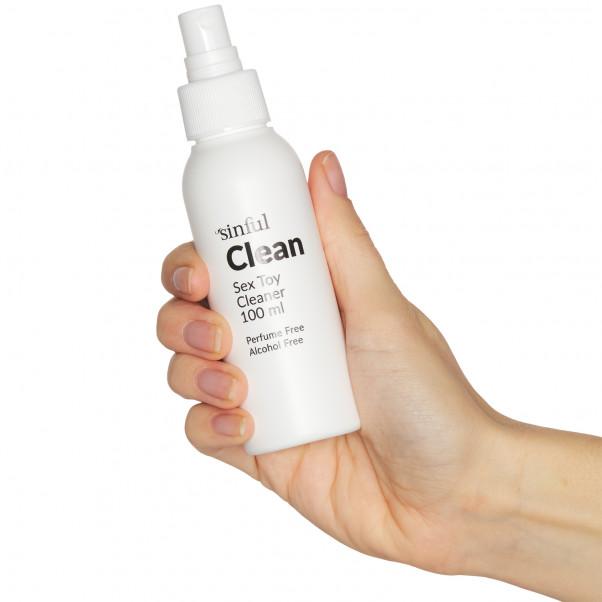Sinful Clean Sexlegetøjs Rengøring 100 ml 51