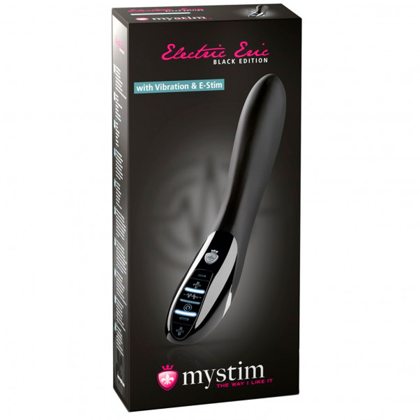Mystim Electric Eric E-Stim Vibrator - PRISVINDER  2