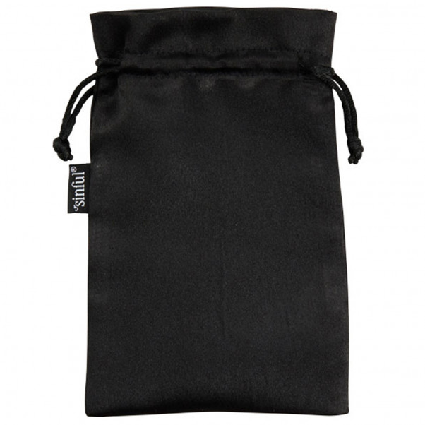 Sinful Satin Toy Bag Small  1