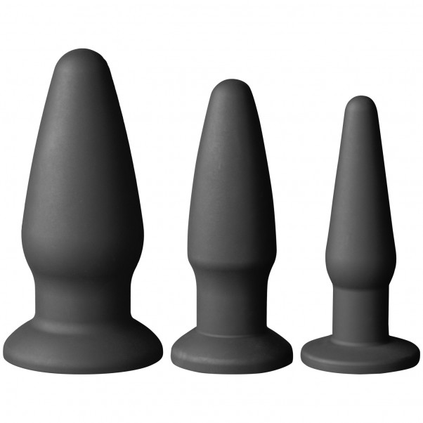 Sinful Anal Training Set Silicone  1
