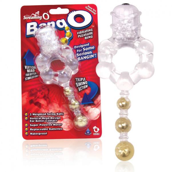 Screaming O BangO Vibrator Cock Ring