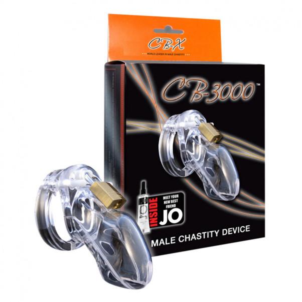 CB-3000 Chastity Device (7.6 cm)
