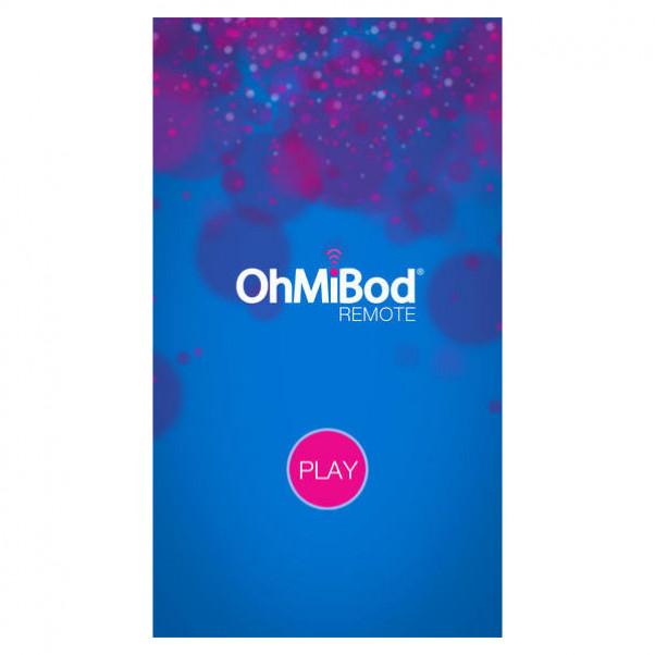 Ohmibod BlueMotion startskærm